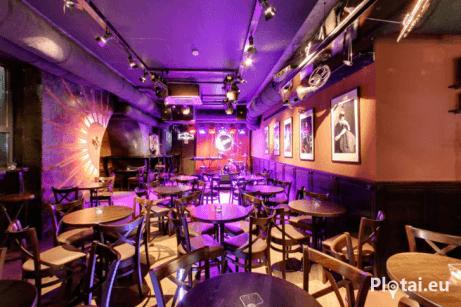Jazz Cellar 11 klubas Vilniuje