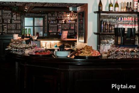 Patalpų nuoma renginiams Brodvėjus pub
